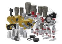 Hydraulic multi-couplings